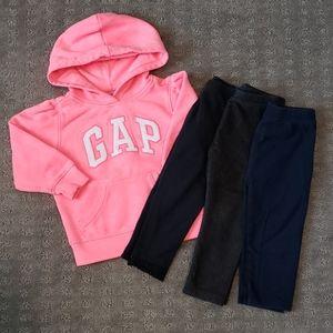 Gap girl's set